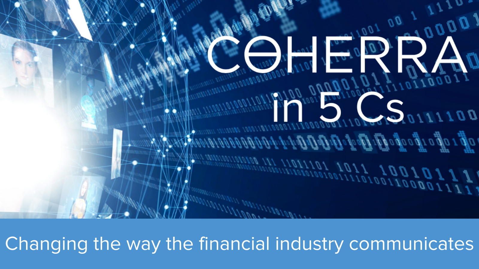Changing the way the financial industry communicates.
