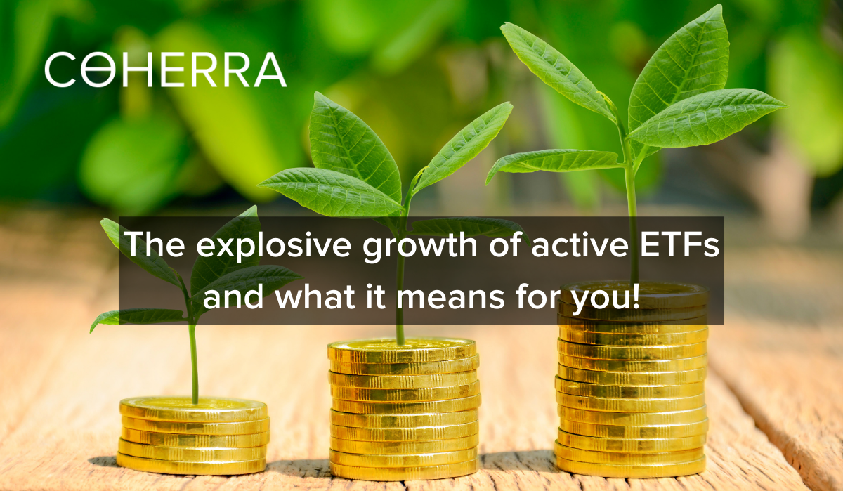 The explosive growth of active ETFs — and what it means for you