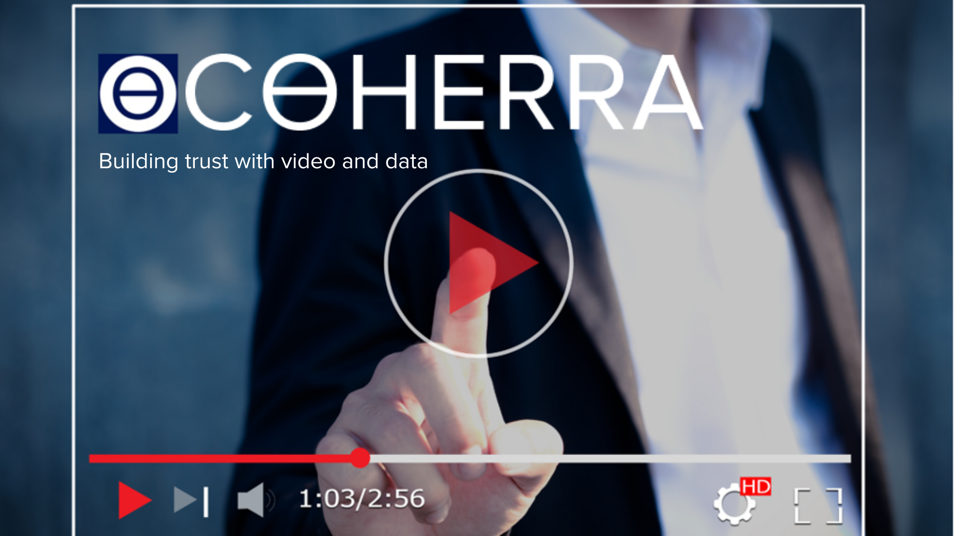 Building trust with video and data